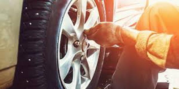 باز کردن چرخ جلوی خودرو